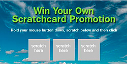 contact promotionalscratchcards